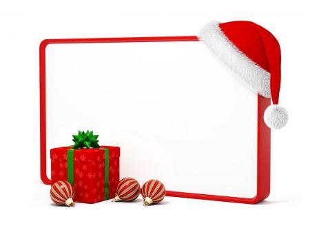 Рамки для фото новый год и Рождество -533