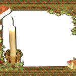 Рамки для фото новый год и Рождество -513